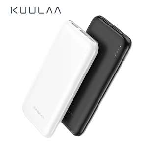 Powerbank Kuulaa 10 000mAh 6,41$ @ AliExpress