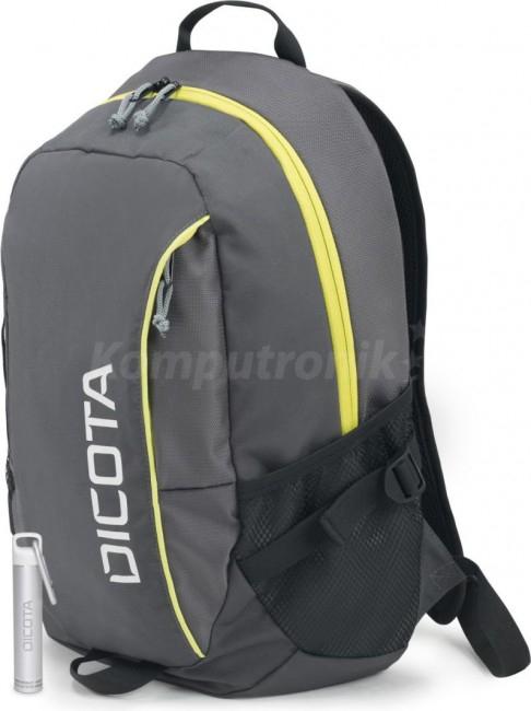 "Plecak na laptopa Dicota Backpack Power Kit Premium 15.6"" szary @ Komputronik"