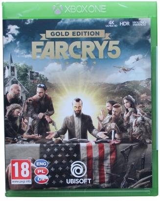 Far Cry 5 - Gold Edition + Far Cry 3 Xbox One