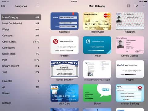 (iOs) Menedżer haseł OneSafe za darmo (app of the week)