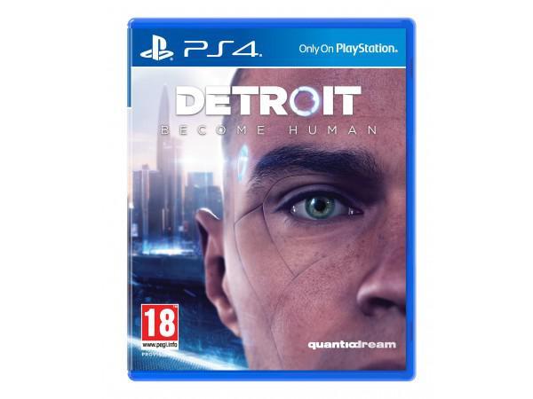 Detroit: Become Human za 49,99zł w wybranych sklepach neonet!