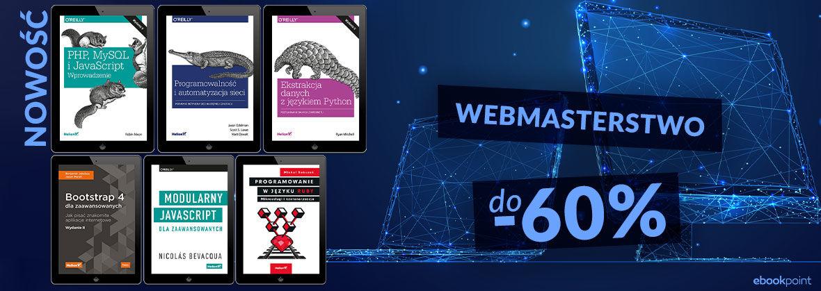 Tworzenie stron www. Ebooki do 60% taniej @ ebookpoint