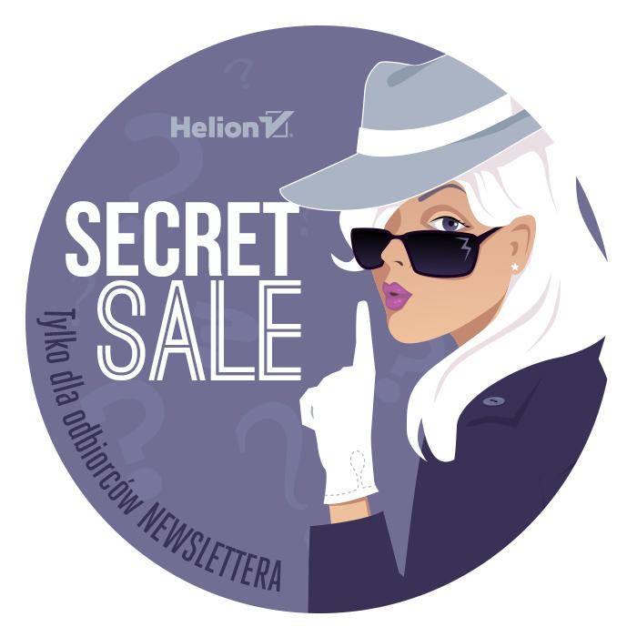 Secret sale na ponad 300 ebooków @ Helion