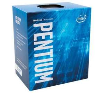 Intel® Pentium™ G4600 3,6GHz 3MB Box w OleOle