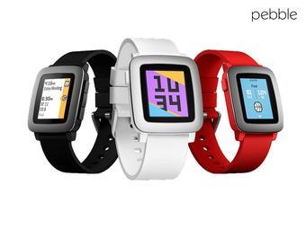 Smartwatch Pebble Time za 429,95 zł (+29,95 zł) @ iBood