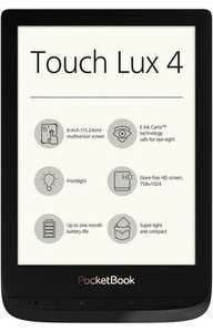 Pocketbook Touch Lux 4 czarny z Empik Premium za 409,99