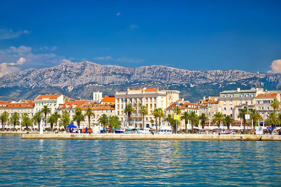 Chorwacja Last Minute! Tydzień w okolicach Splitu dla 4 za 866 PLN/os Sierpień