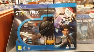 Starlink: Battle for Atlas - starter pack PS4 @ Empik Ruda Śląska Plaza