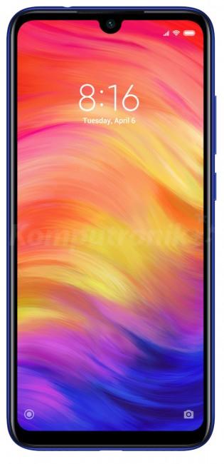 Xiaomi Redmi Note 7 4/64GB niebieski w komputronik.pl
