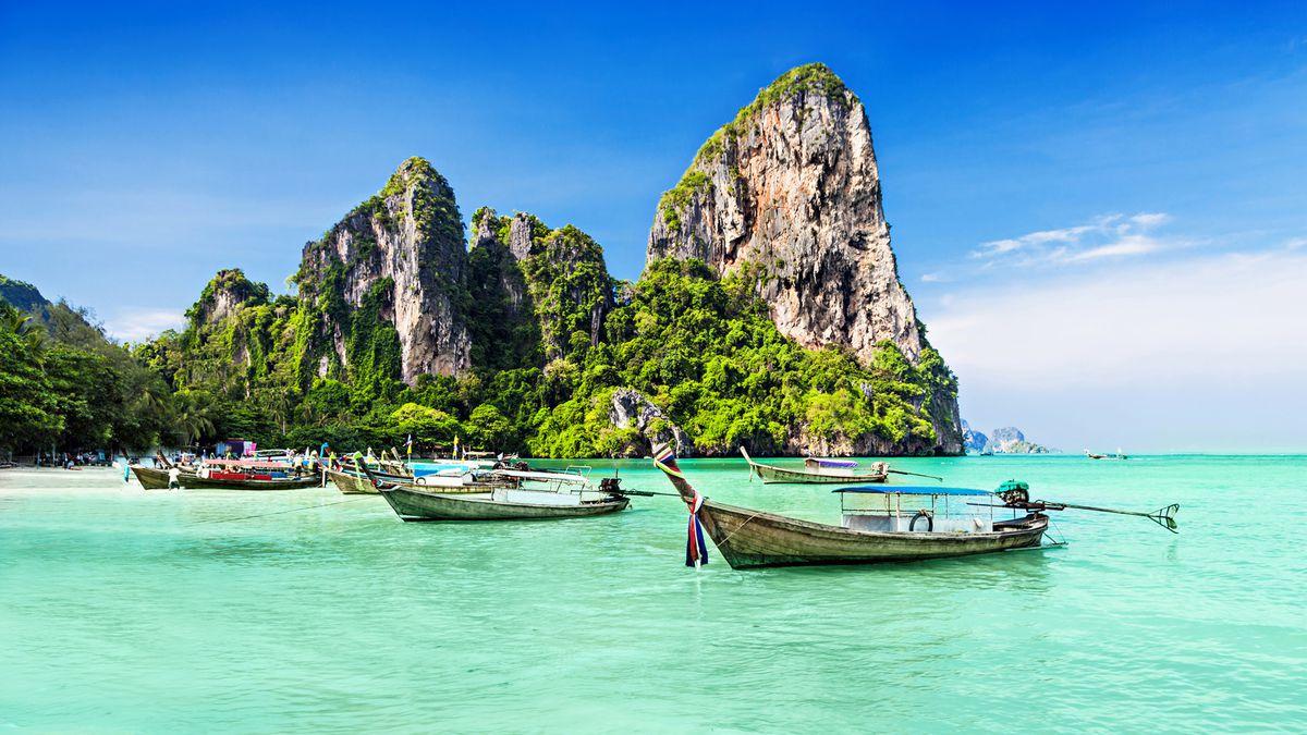 Tajlandia z Berlina w sezonie tanimi liniami