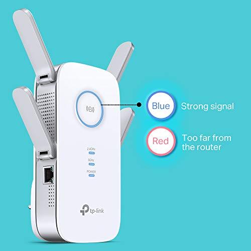 Wzmacniacz sygnału TP-Link RE650 AC2600 za 311zł @ Amazon