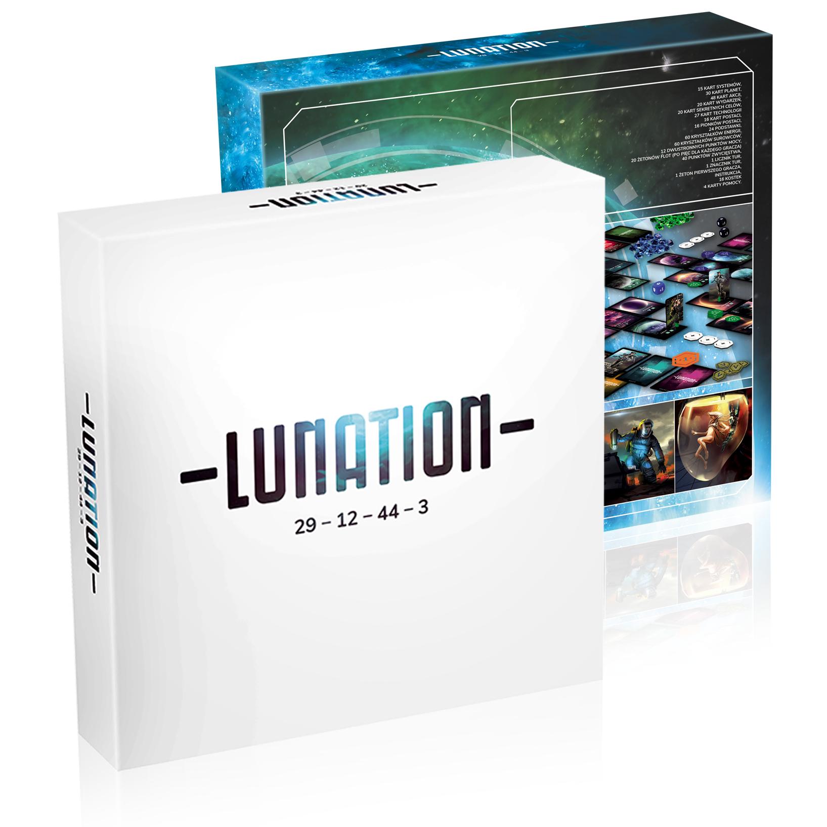 Lunation oraz inne gry od UnderworldKingdom