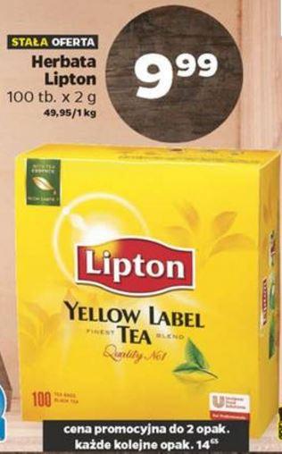 markowa herbata w niskiej cenie