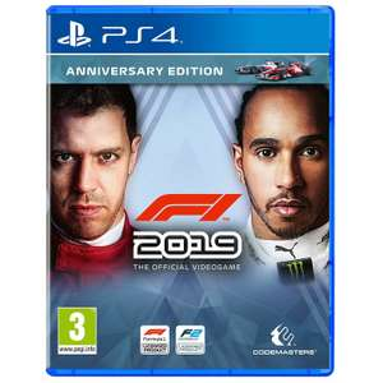 F1 2019 - Anniversary Edition PS4