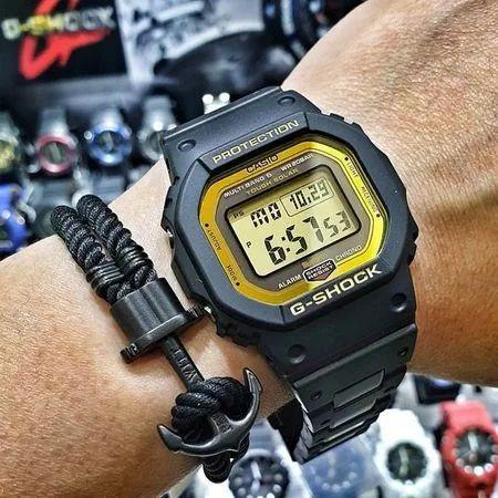 Zegarek Casio G-Shock GW-B5600BC-1ER Bluetoth Solar Multiband6 200 wr