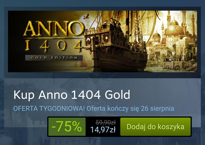 Seria Anno -75%