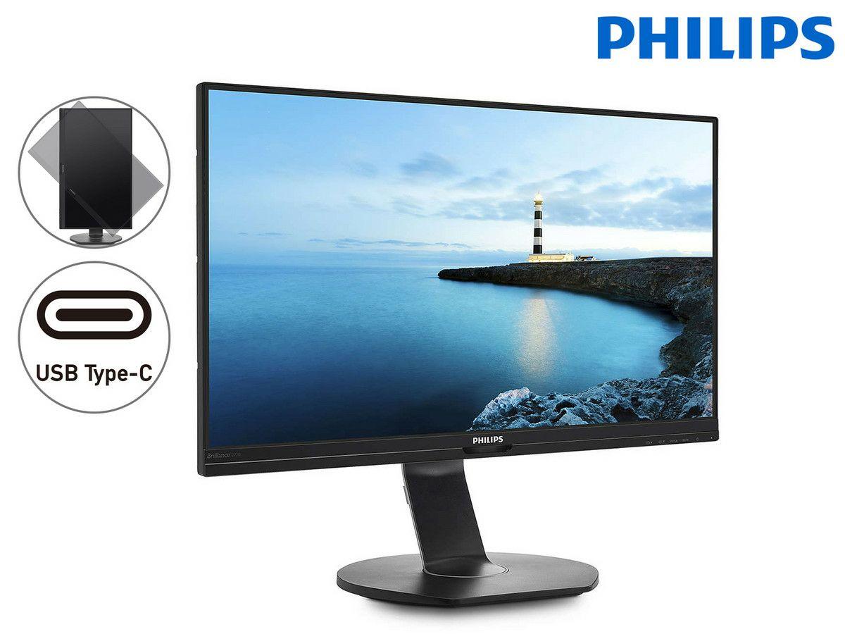 """Monitor  Philips 27"""" na ibood.pl"""