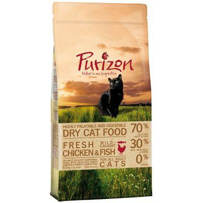 Purizon - sucha karma dla kota 6,5kg - 135,2zł [kot; karma]