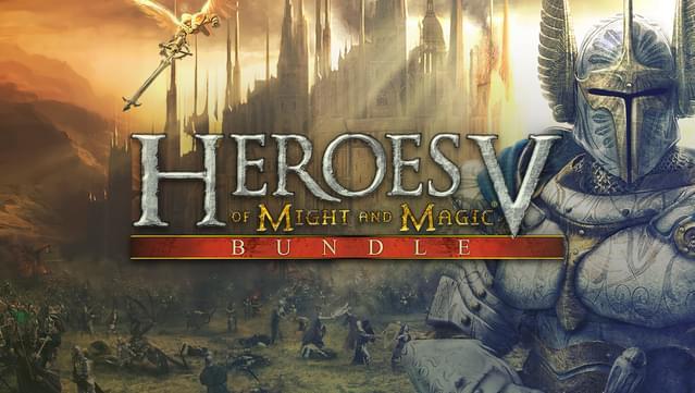 Heroes of Might and Magic® 5 Bundle na gog