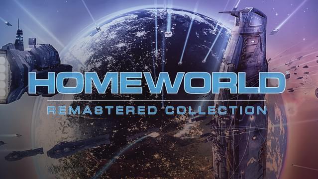 Homeworld® Remastered Collection na gog