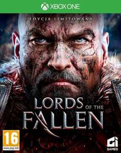 Lords of the Fallen Xbox One z polskiego Microsoft Store