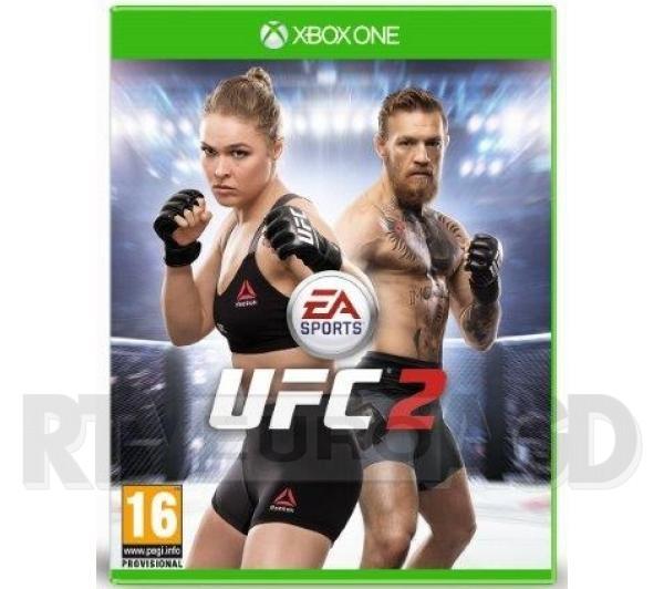 RTVeuroAGD EA Sports UFC 2 Xbox One.