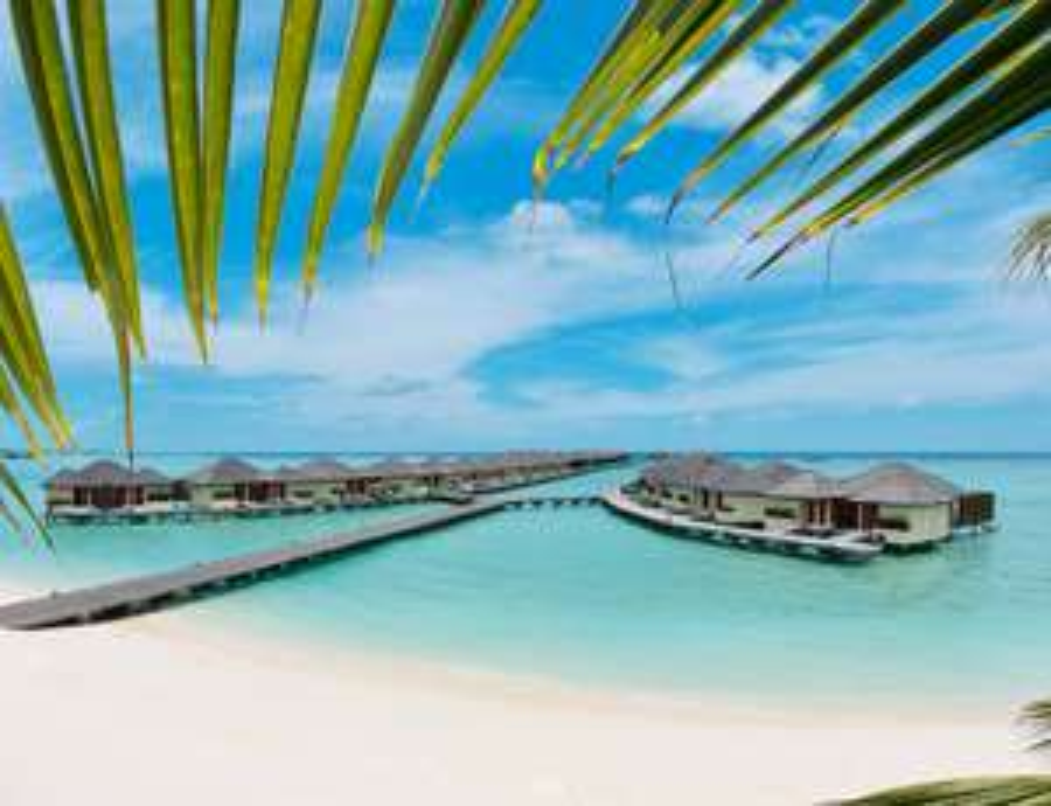 Wczasy 7 dni Malediwy hotel 5* Paradise Island All Inclusive Soft Wylot 21.08.2019 cena za 2os