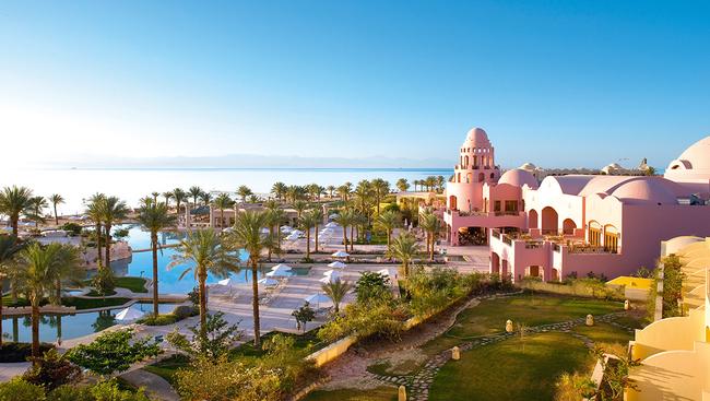 Luksusowo w Egipcie: 14 dni w Sofitel Taba Heights z all inclusive za 2514 zł Wylot 21 sierpnia z Warszawy