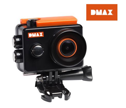 DMAX Full HD WiFi z akcesoriami