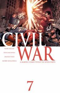 Marvel Civil War #01-07 dostępne za darmo!