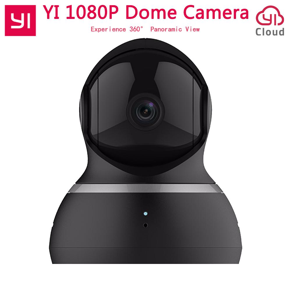 Kamera IP Yi Dome 1080p (wykrywanie ruchu, tryb nocny), wysyłka z ES @ AliExpress