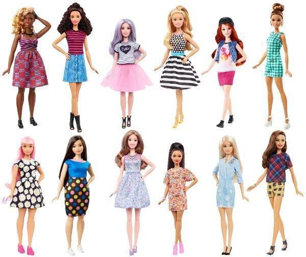 Lalka Mattel Fashionistas za 12,99zł @ HulaHop