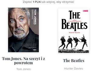 ebook The Beatles oraz Tom Jones. Na szczyt i z powrotem EPUB MOBI ArtRage QuickRage BookRage