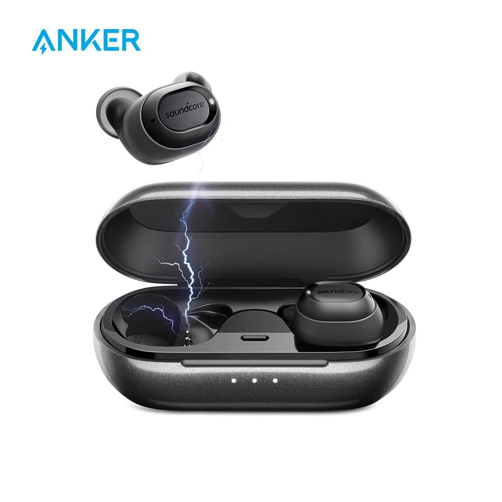Bezprzewodowe słuchawki douszne Anker SoundCore Liberty Lite za 38,67$ @ Aliexpress