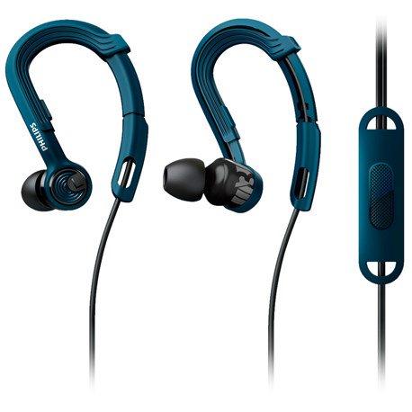 Słuchawki dokanałowe Philips SHQ3405BL