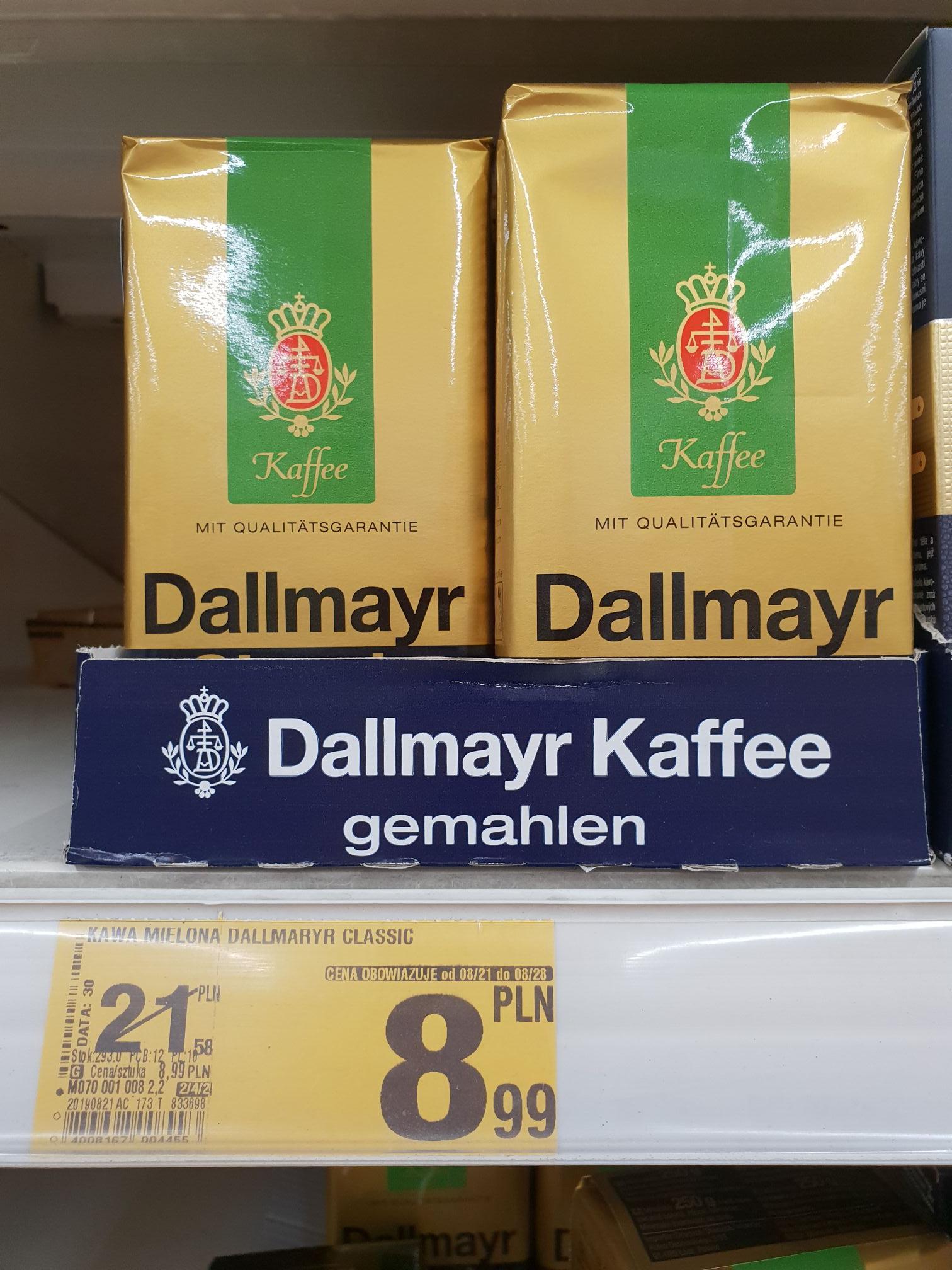 Kawa Dallmayer 250g Auchan Kraków