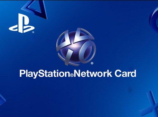 Doładowanie PlayStation Network 100 PLN