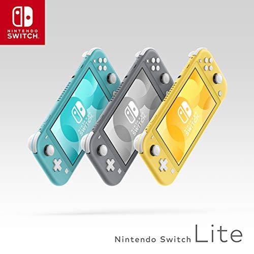 Konsola Nintendo Switch Lite wszystkie kolory - amazon.fr