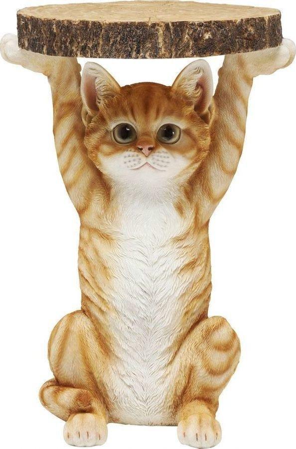 Stolik kawowy Kot Cat 33 x 35
