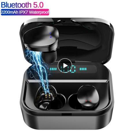 Bezprzewodowy zestaw słuchawkowy X7 TWS w obniżonej cenie. $21.28
