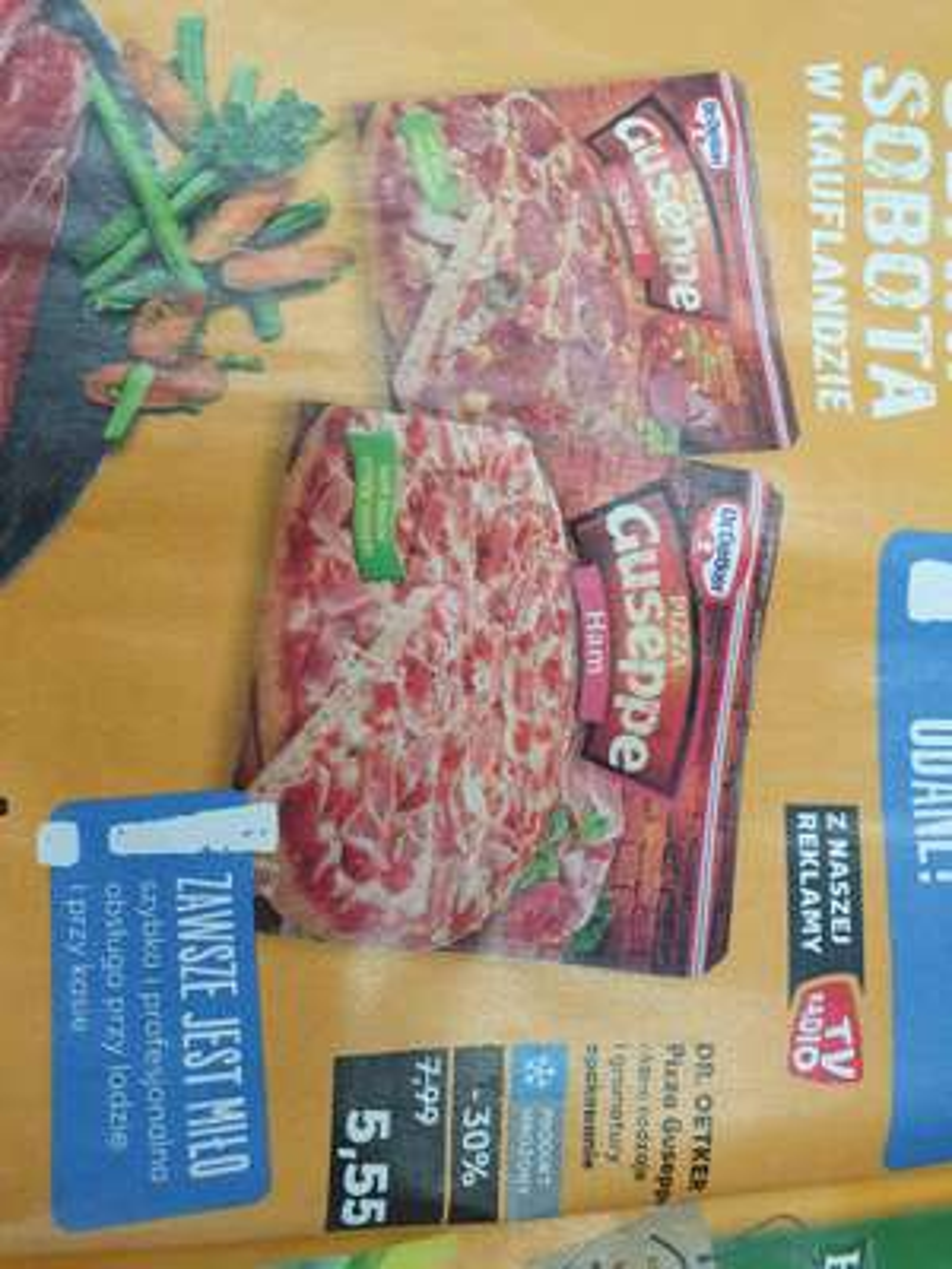 Pizza Giuseppe - Kaufland