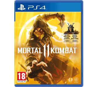 Mortal Kombat 11 ps4 promocja