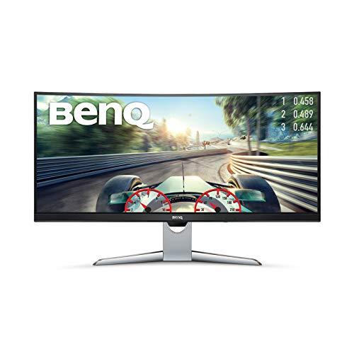 BenQ EX3501R 35-calowy Zakrzywiony Monitor z HDR i USB Typu-C za 479€ @ amazon.de