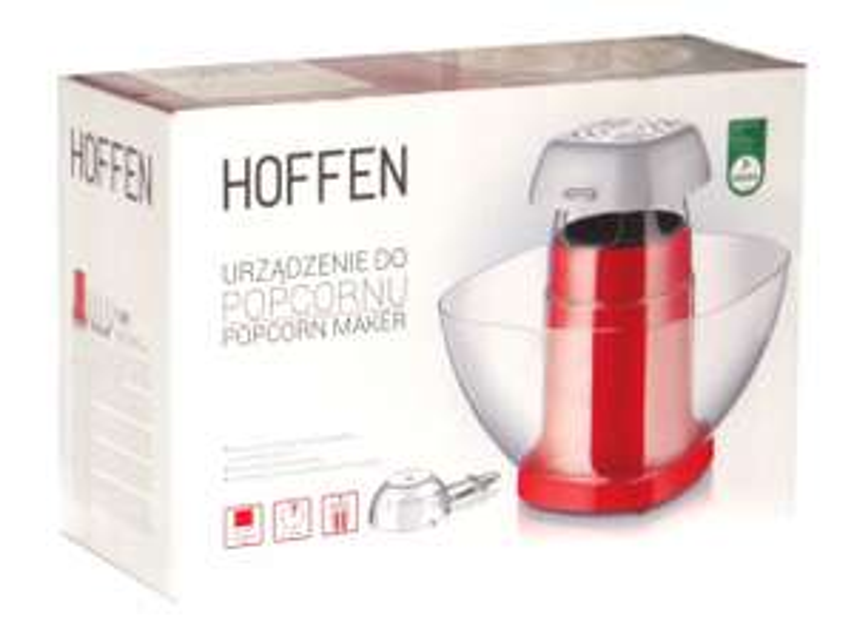 Urządzenie do popcornu - Hoffen popcorn maker