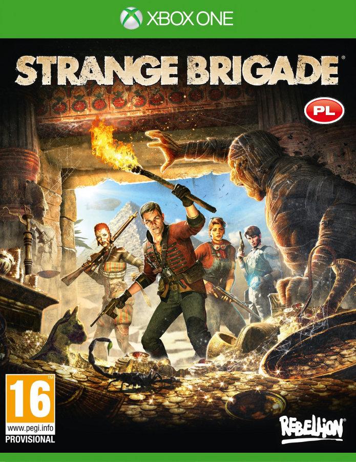 Strange Brigade [PL] Xbox One