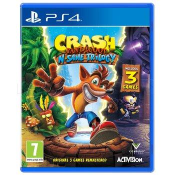 Crash Bandicoot N.Sane Trilogy 2.0 PS4