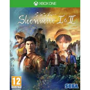 Shenmue 1 i 2 (Xbox One)