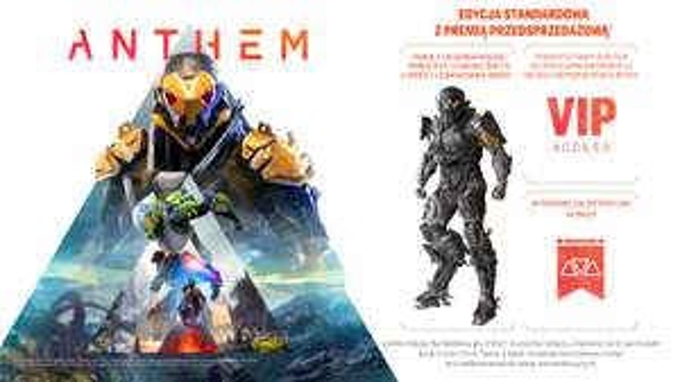 MediaMarkt Anthem Xbox One PC PS4 Playstation 4.