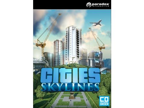 Gra PC Mac OSX Linux Cities: Skylines wersja cyfrowa