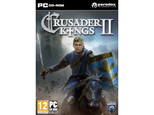 Gra PC Crusader Kings II wersja cyfrowa